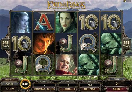 golden casino online lord of